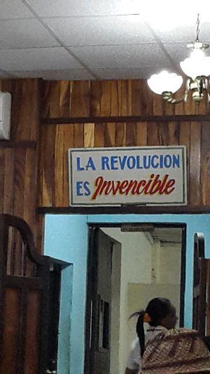 De trotsheid van de Cubanen