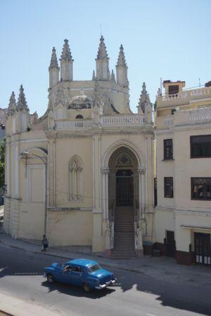 Kerk Museo de la Revolucion