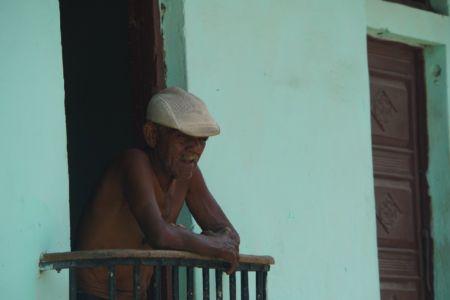 Local chilling in Trinidad